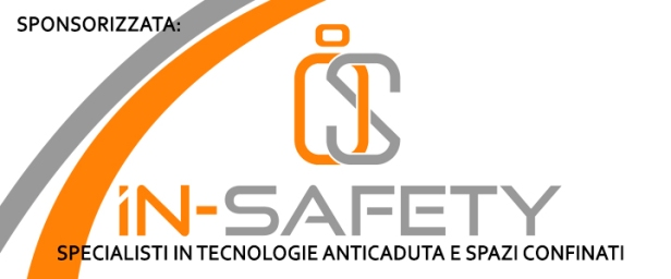 IN-SAFETY - specialisti in in tecnologie anticaduta e sicurezza spazi confinati